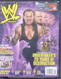 WWE Magazine Nov 2010