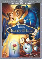 2. Beauty and the Beast (1991) (Diamond Edition DVD + Blu-ray)