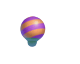 Flying Balloon Sticker (Terra)1