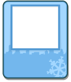 Winter Gift-background