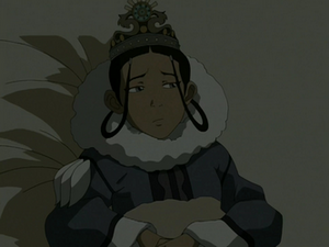 Sick Katara