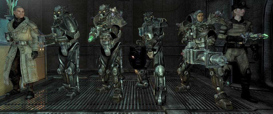 Enclave Soldier Fallout 3 The Fallout Wiki Fallout
