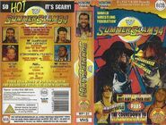 SummerSlam 1994 DVD