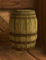 Big Wine Barrel