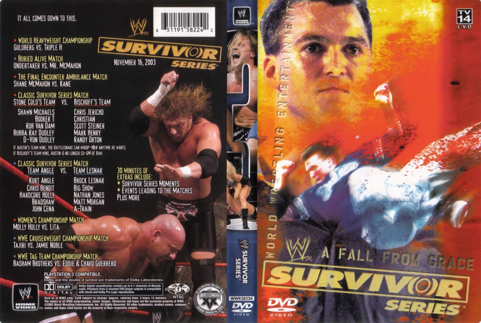 Survivor Series 2003 DVD.jpg