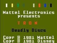 Deadly Discs Screen 1