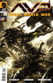 Aliens vs. Predator Three World War 4