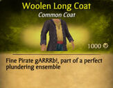 Woolen Long Coat