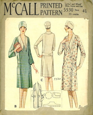 PATTERNS VINTAGE APRONS