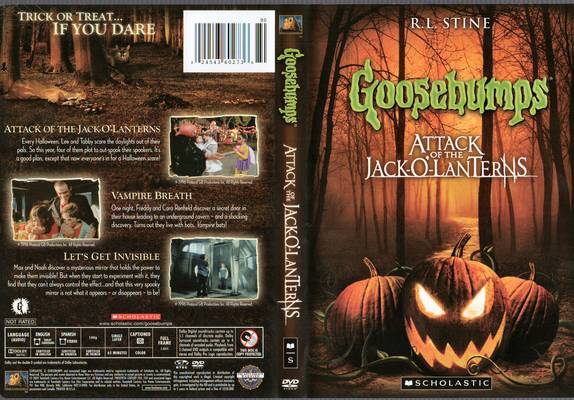 Goosebumps: Attack of the Jack-O-Lanterns movie