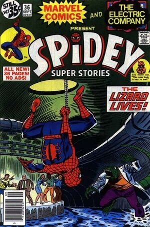 Spidey Super Stories Vol 1 36