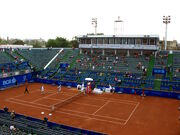 BNR Arenas Bucharest Center Court