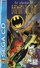 Batman and robin sega