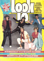 Look in magazine 1982 duran duran