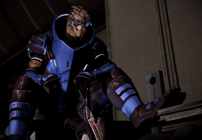 Garrus archangel