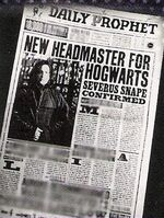 Snape Headmaster DP