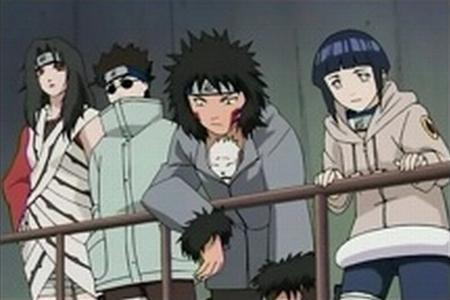 Komplettes Team8 jpgNaruto Team 8