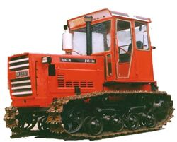 DongFangHong DFH-902 crawler-2002