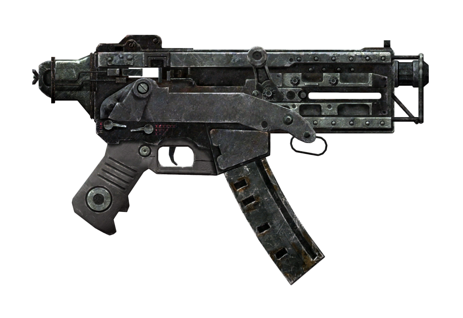 Rol _D.A.N.G.E.R _ 10mm_SMG