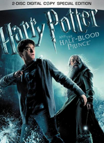 Harry Potter y el Príncipe Mestizo (DVD)