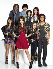 Victorious cast 1