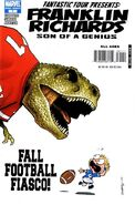 Franklin Richards Fall Football Fiasco Vol 1 1