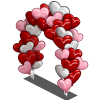 Heart Balloon Arch-icon