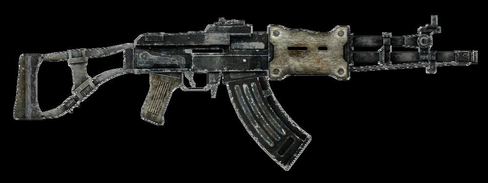 fallout chinese assault rifle