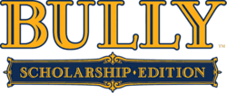 Bully scholarship logo