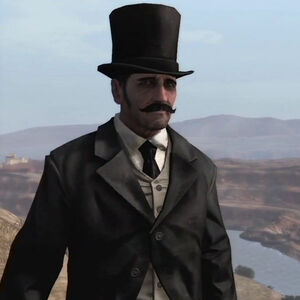 Rdr strange man