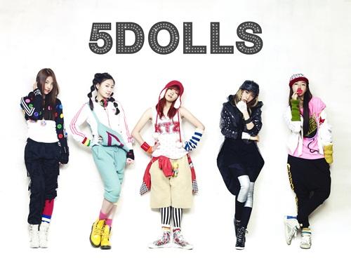 5DOLLS~~ 20110207_5dolls_1