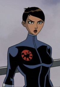 Maria Hill AEMH