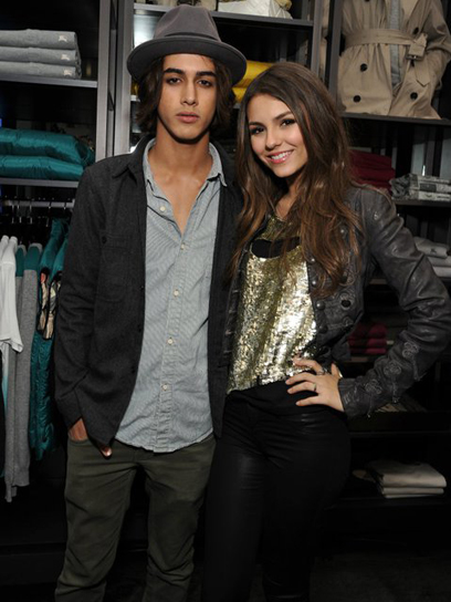 does victoria justice dating avan jogia Kylie and avan is the real life friendship pairing of kylie bunbury and avan jogia names kavan (k/ylie and/avan.