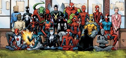 Spider-Man Versions