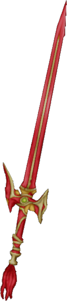 Bartz Klauser - Guerrero Mimo Dissidia-BraveBlade