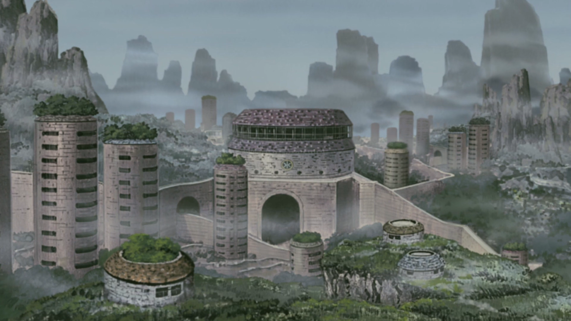 Konoha Chronicles - The Legend - Página 2 Kirivillage