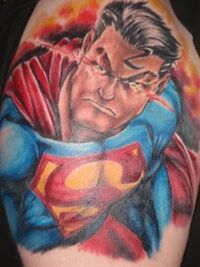 Superman-tattogtgertgo