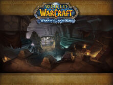 Drak&#39;Tharon Keep loading screen