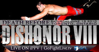 Death Before Dishonor VIII