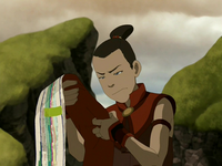 Sokka's travel schedule