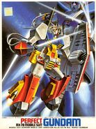 RX-78 - Perfect Gundam - Boxart