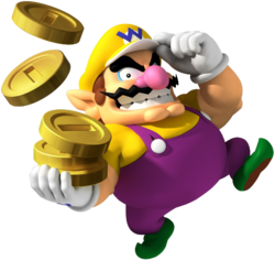 Wario Mario Party 8
