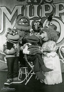 CM 871 MuppetShowLiveCastPhoto