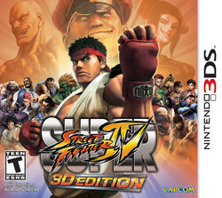Super Street Fighter IV 3D Edition (NA)