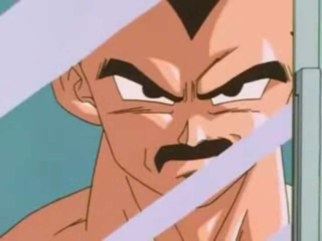 I Just Thought Of Something Really Funny About This Arc Dbz