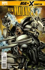New Mutants Vol 3 22