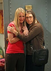 TBBT 416 Penny Amy