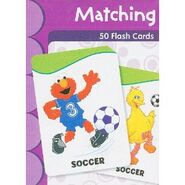 SesameStreetMatchingFlashCards