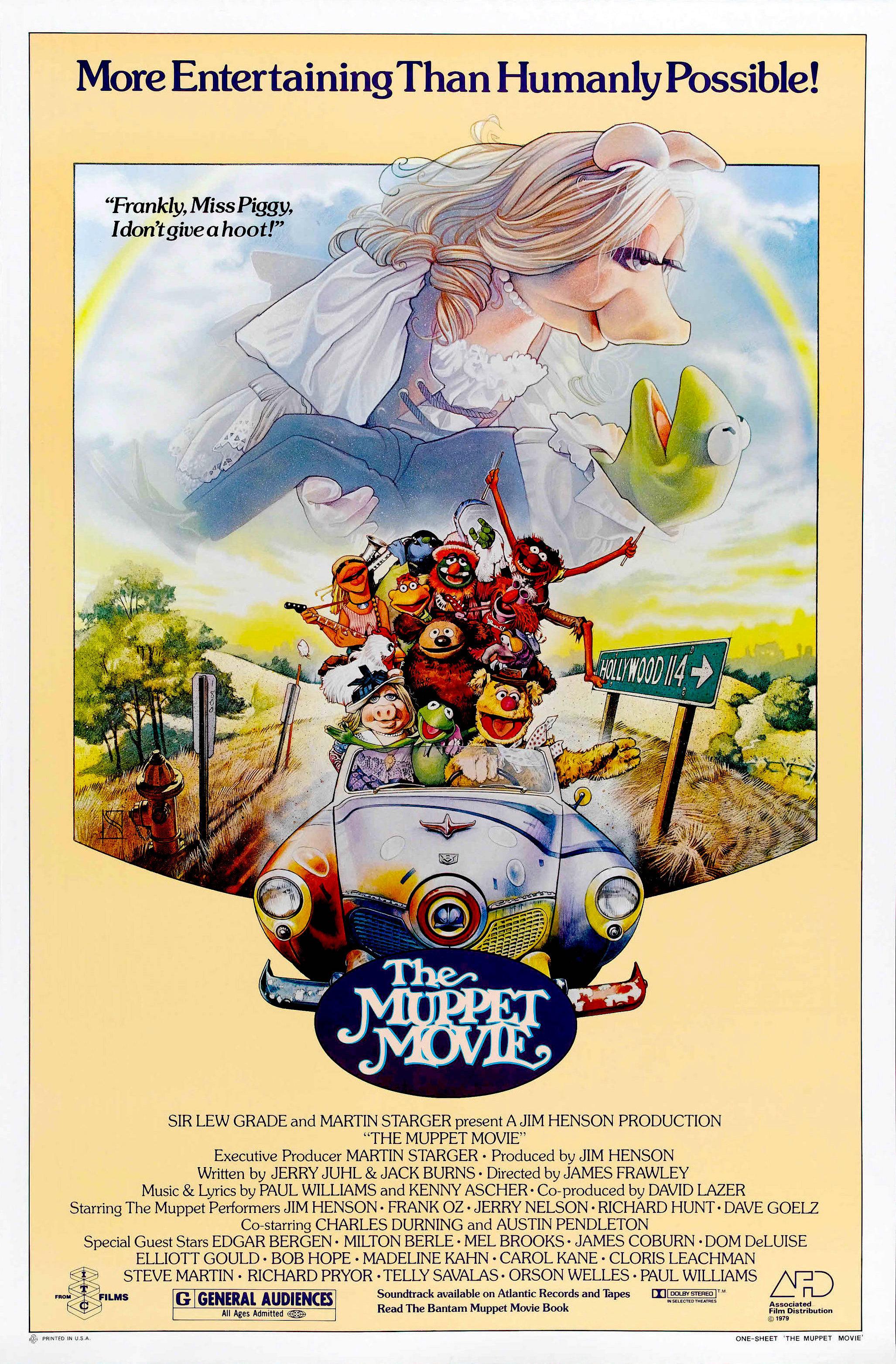 The Muppet Movie - Muppet Wiki