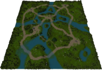 Dark Forest Map